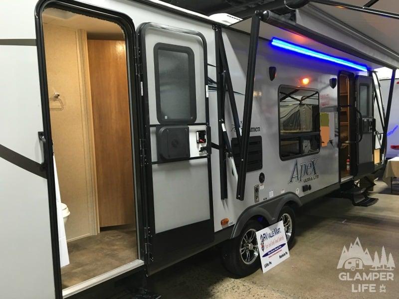 Apex Ultra Lite Camper