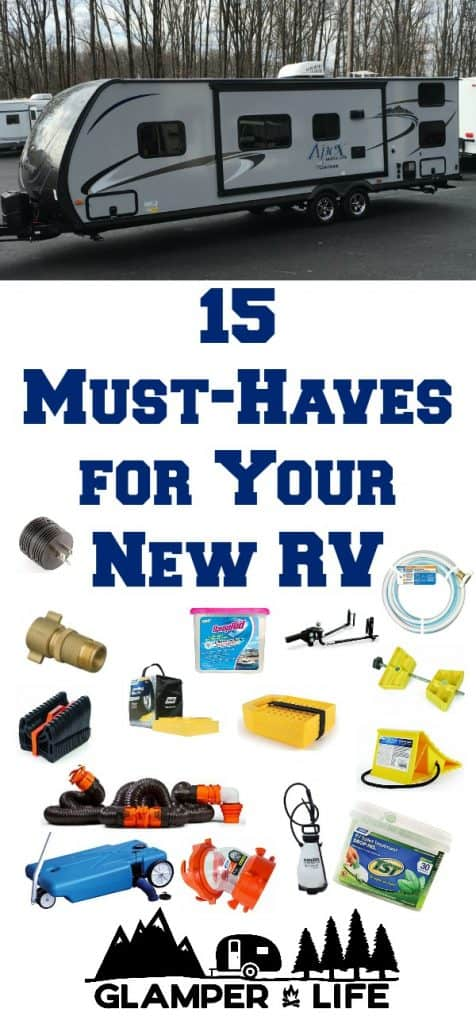 Must Haves for a New RV