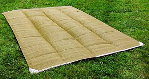 Camco 42883 Reversible Awning Leisure Mat