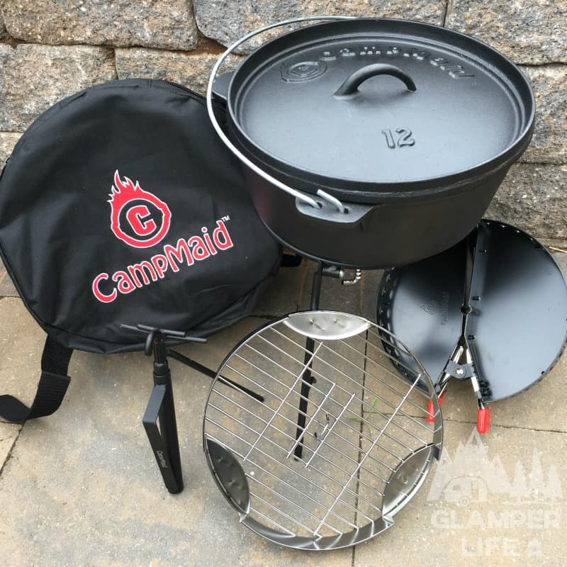 CampMaid 6 Piece Combo