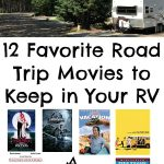 Best Road Trip Movies to Keep in Your RV