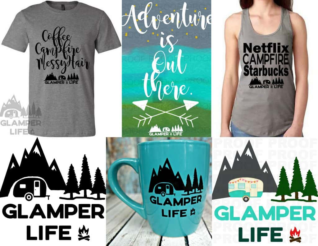 Glamper Life Gifts