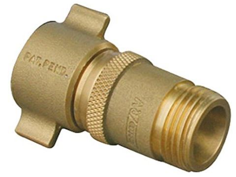 Camco 40052 Brass Water Pressure Regulator