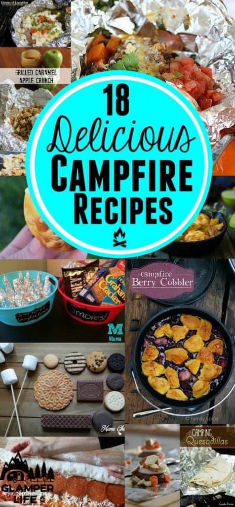 18 Delicious Campfire Recipes