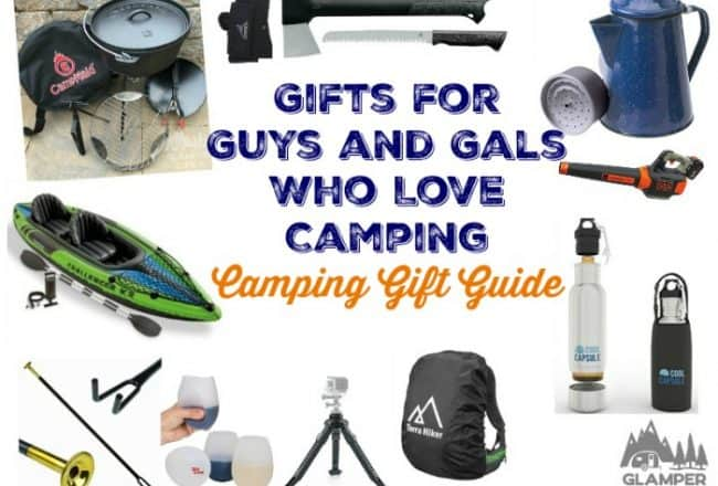 Camping Gift Guide