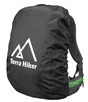 Terra Hiker Backpack Rain Cover, Pack Cover, Backpack Waterproof Cover for Hiking, Camping, Climbing, Cycling