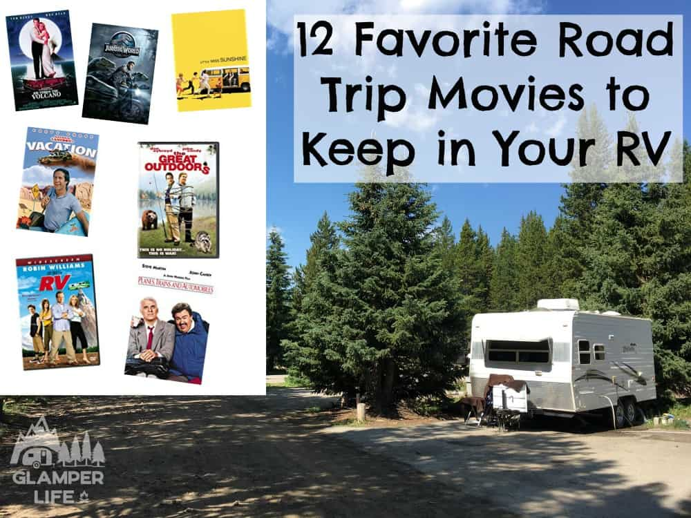 Favorite Road Trip Movies