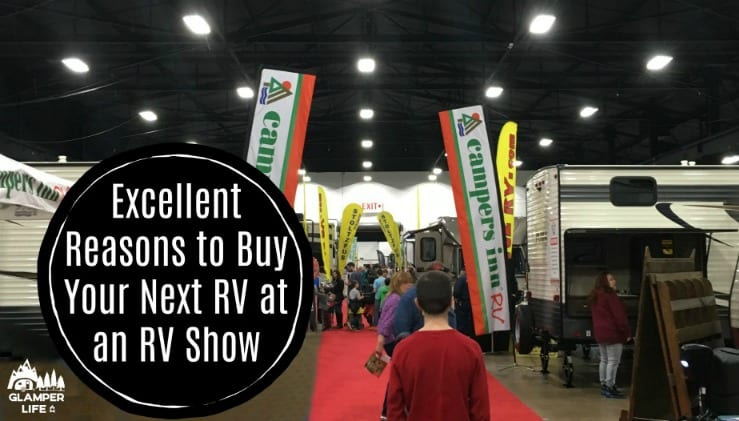 Excellent Reasons to Buy Your Next RV at an RV Show Expo