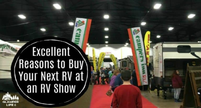 Excellent Reasons to Buy Your Next RV at an RV Show Expo Featured