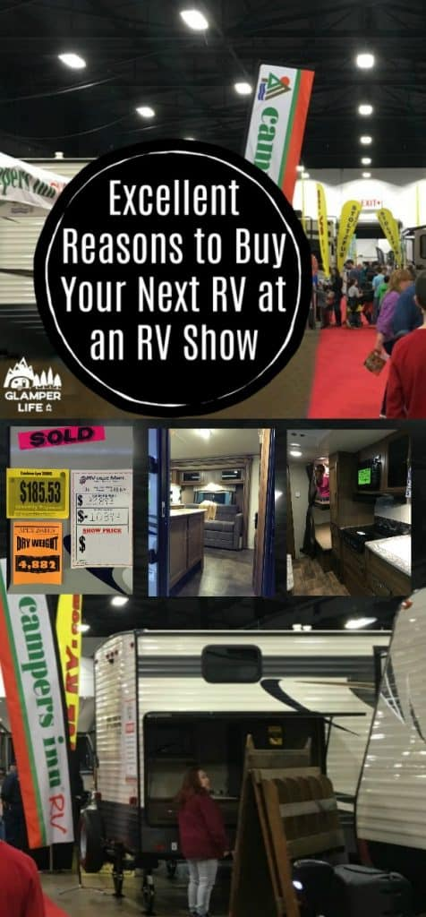 Reasons to Buy Your RV at an RV Show