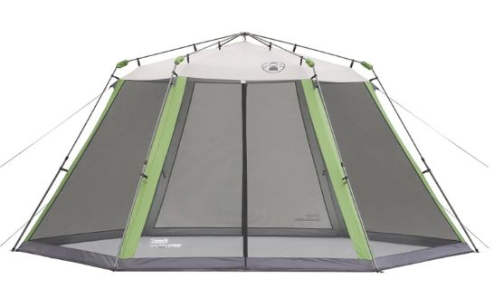 Coleman Instant Screenhouse, 15 x 13 Feet