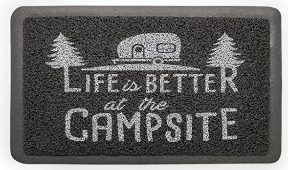 Life Is Better at The Campsite