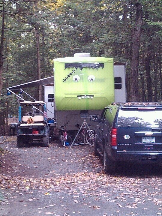 Frankenstein on Camper