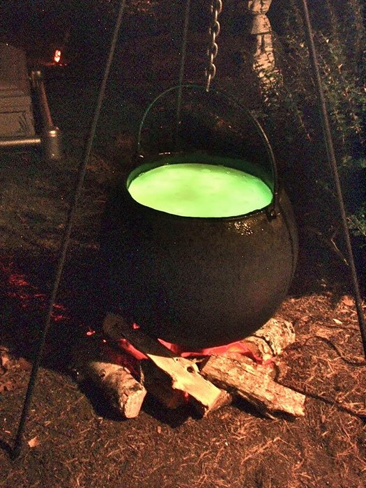 Green Cauldron