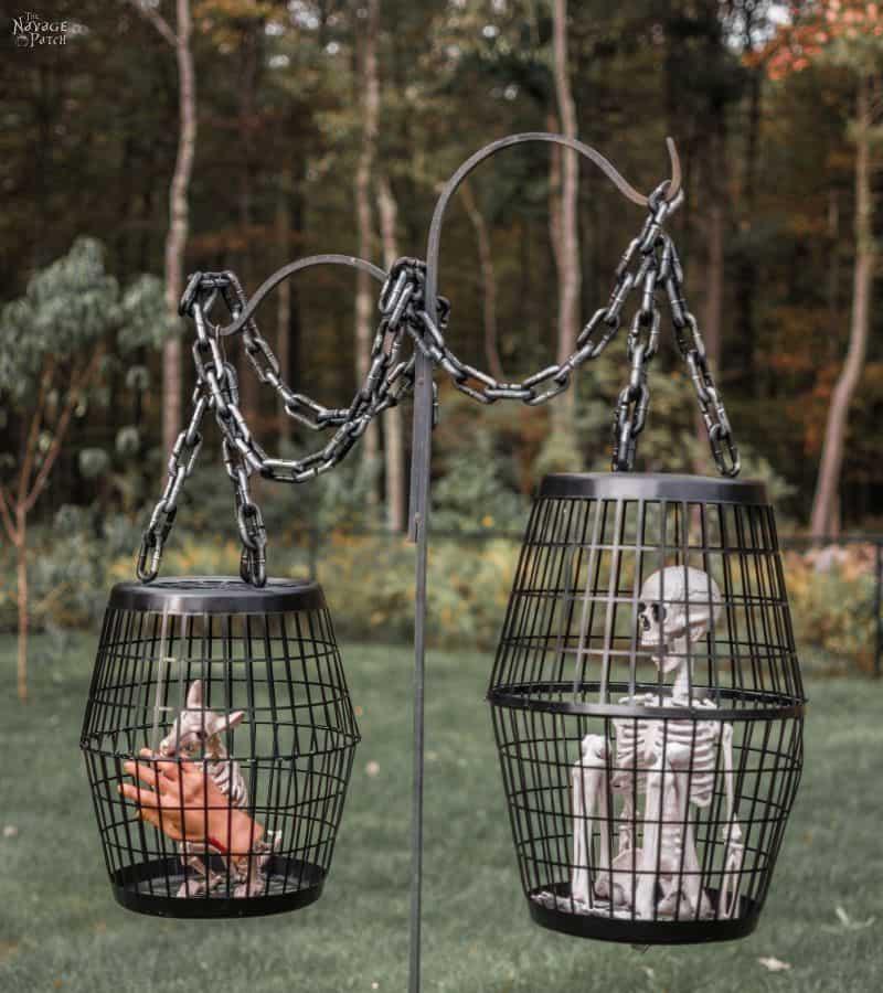 Hanging Cage DIY