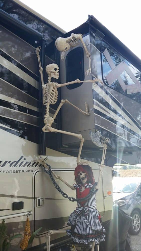 spooky rv
