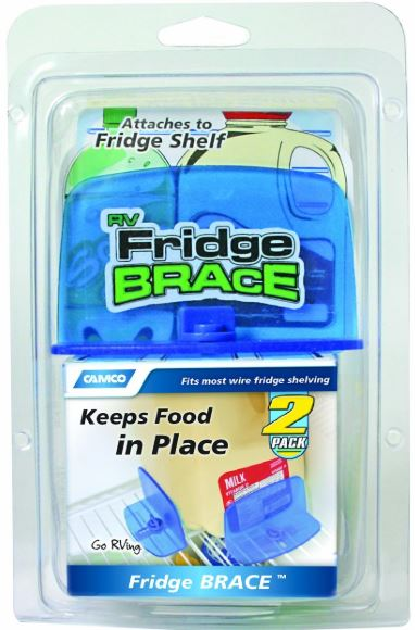 Camco RV Fridge Brace
