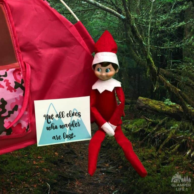 camping elf