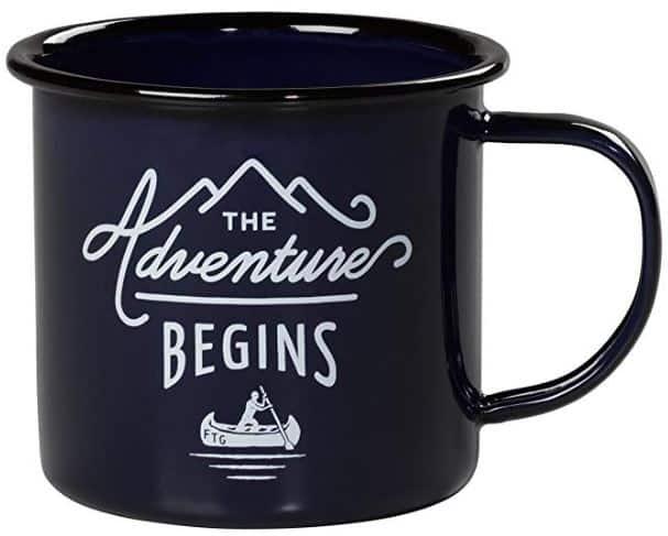 Gentlemen's Hardware Enamel Camping Coffee Mug