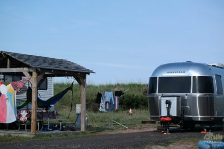 RV Campgrounds Next to the Ocean