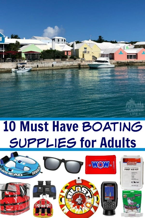 10 Must Have Boating Supplies for Adults