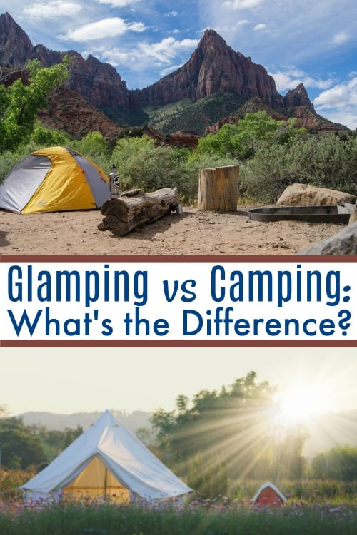Glamping vs Camping: What's the Difference? - Glamper Life
