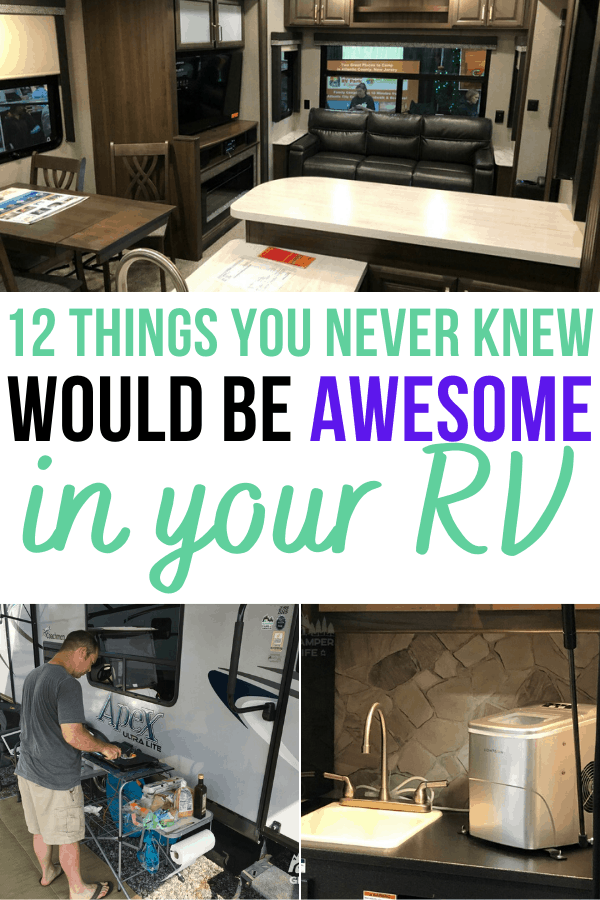 awesome rv accessories