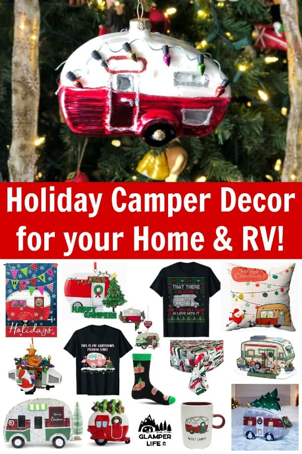 40+ Holiday Camper Decor for your Home PIN 2