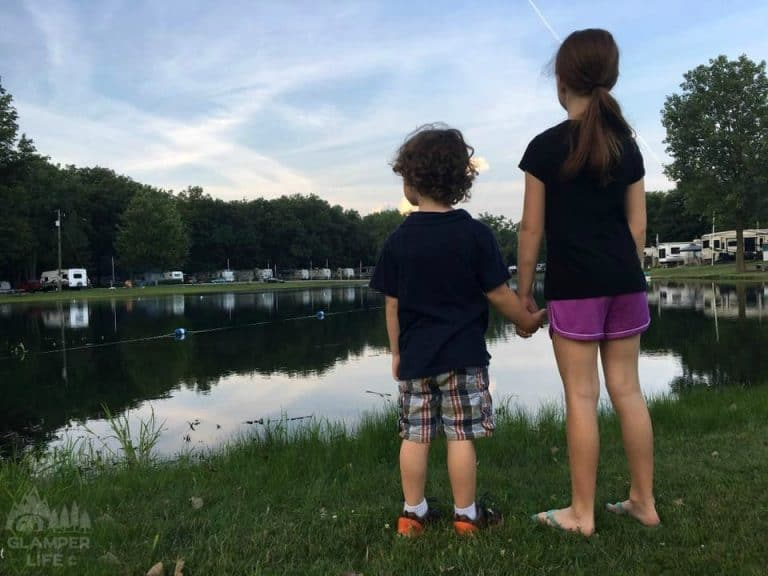 RV Camping with Kids