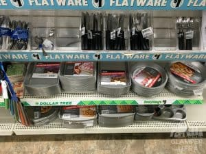 utensils and bakeware
