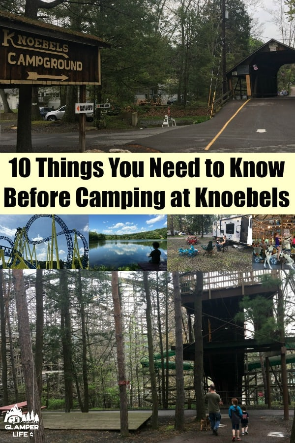 10 Things You Need to Know Before Camping at Knoebels PIN