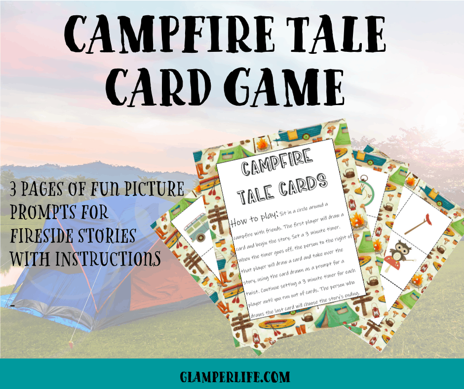 Campfire Tale Card Game 5 Cover Image