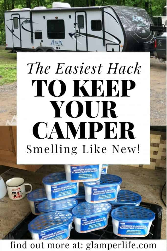 Keep Camper Smelling Like New PIN