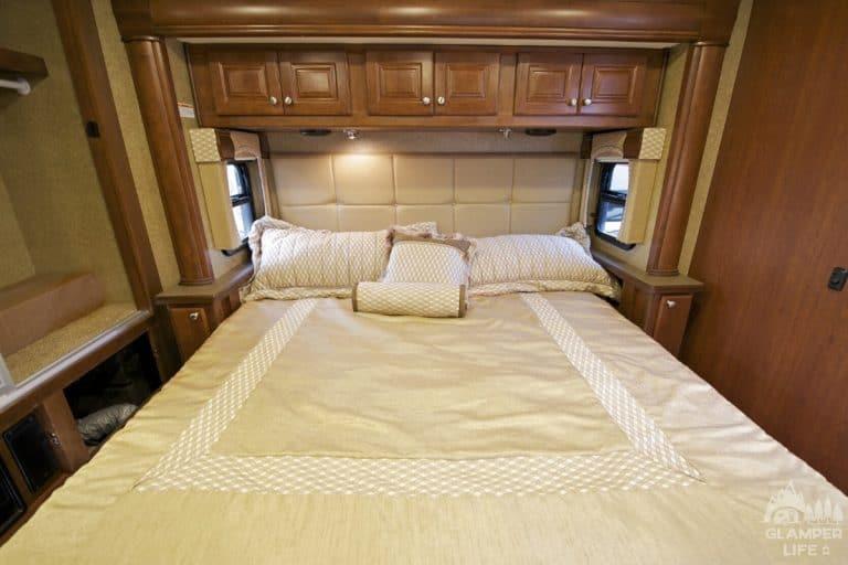 RV Master Bedroom