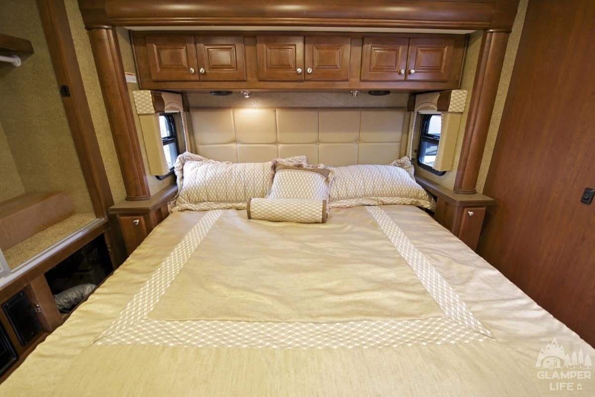 RV Master Bedroom