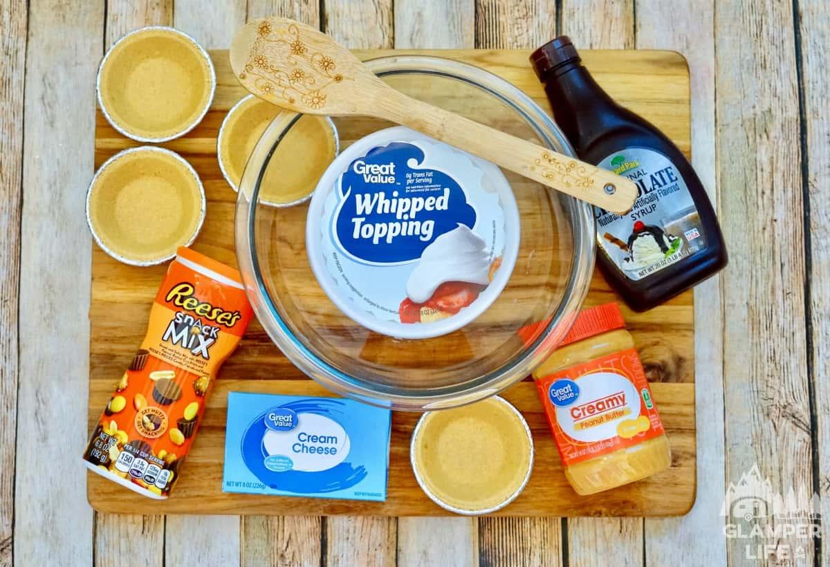 reeses mini pie ingredients