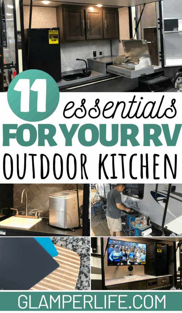 RV Outdoor Kitchen PIN