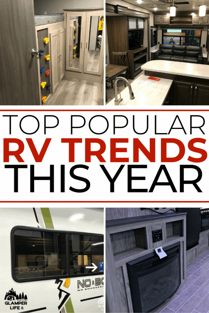 Top RV Trends 2020