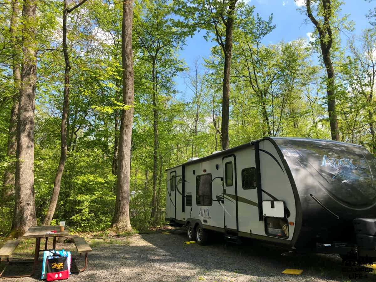 Apex RV at Campground