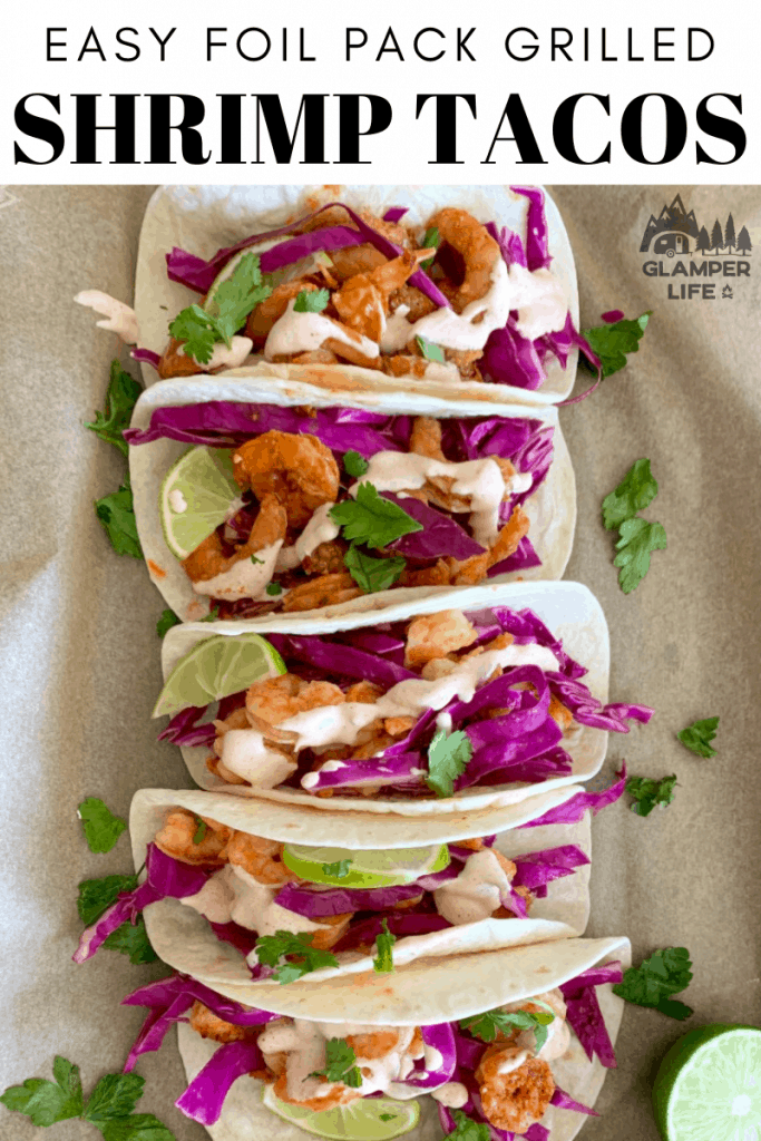 Grilled Shrimp Tacos PIN 1