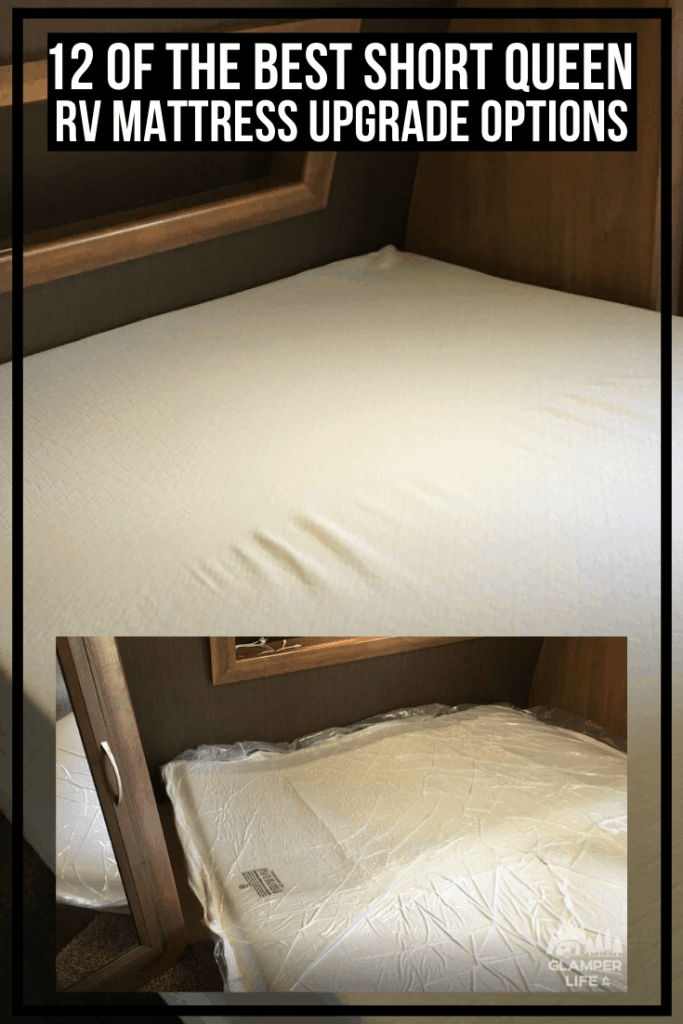 RV Mattress Upgrade Options PIN