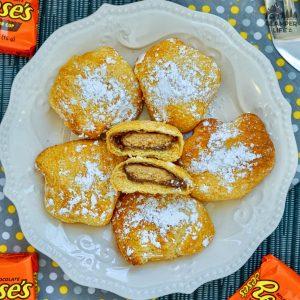 Air Fryer Reese's Peanut Butter Cups