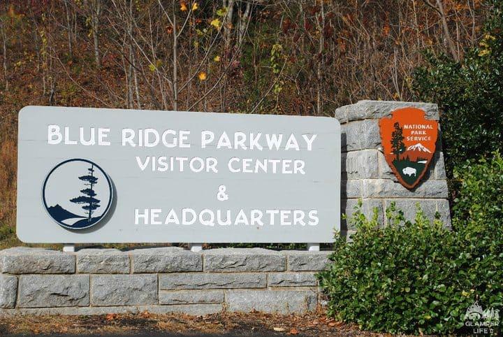 Blue Ridge Parkway NPS
