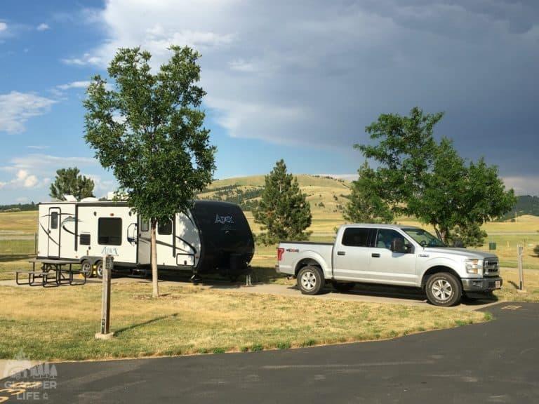 Campsite 338 Elkhorn Ridge Resort