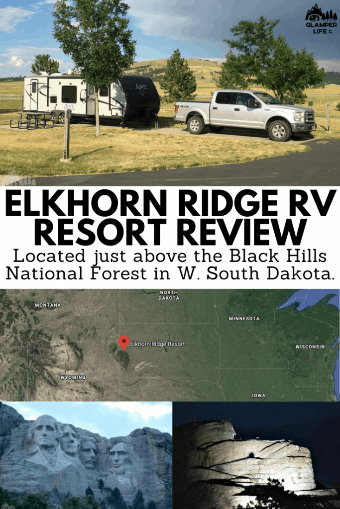 Elkhorn Ridge RV Resort PIN