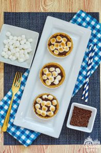 Mini Smores Pies TALL