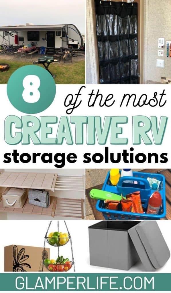 8 of the Most Creative RV Storage Ideas PIN