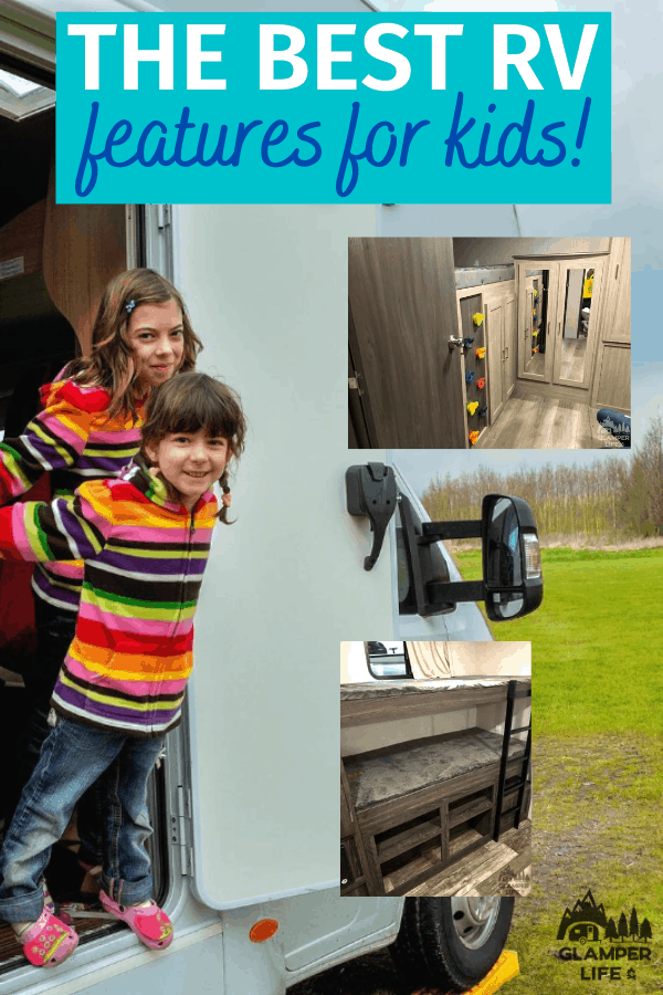 Best RV Features for Kids PIN
