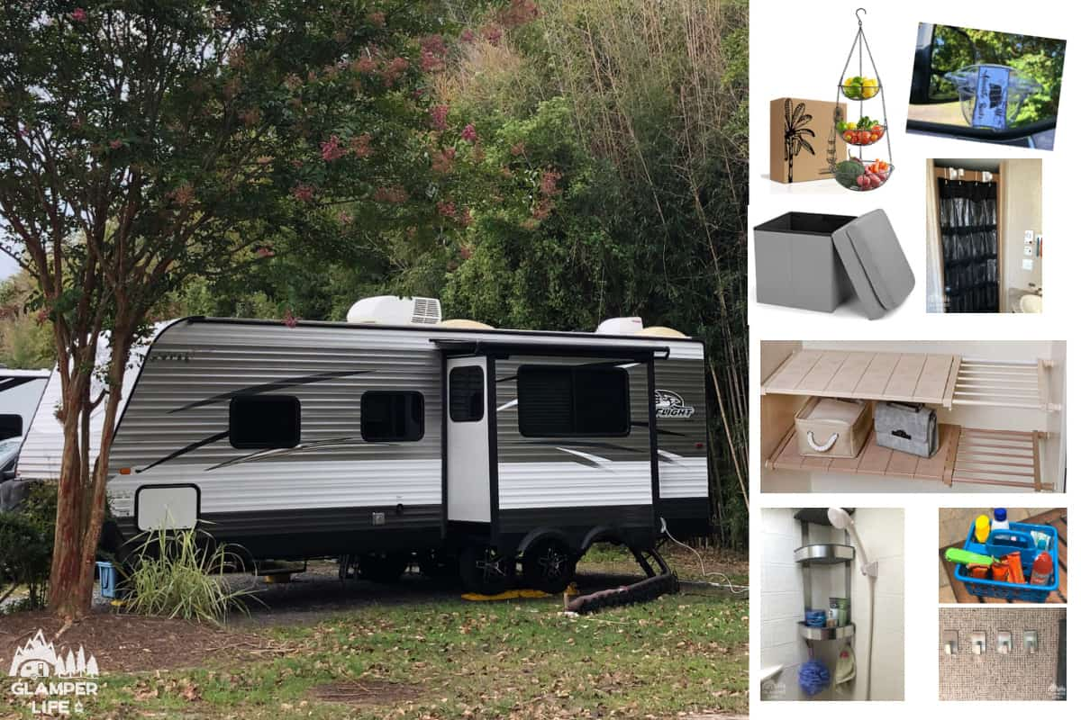 Creative RV Storage Ideas