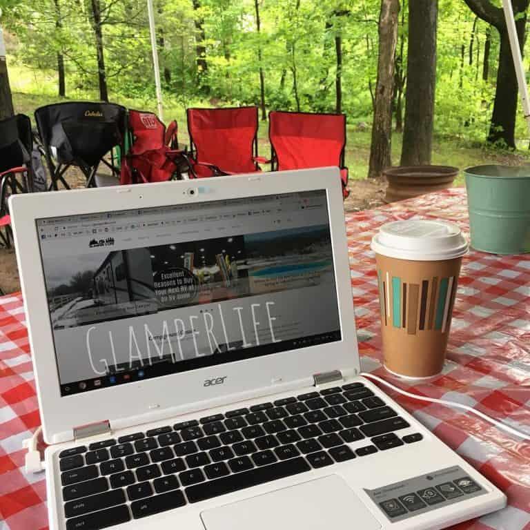 Glamper Life on Chromebook